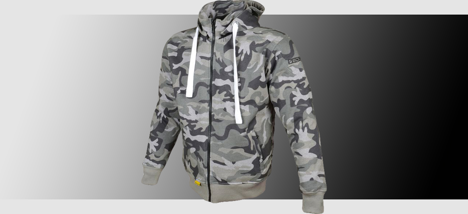 Booster Core Hoodie Camo