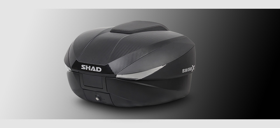 Shad Top Case